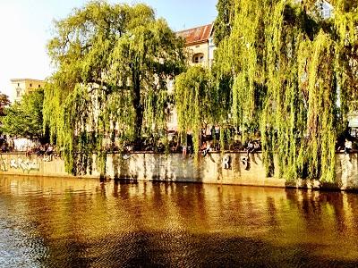 Megan Cape ITA ALUMNI Germany Berlin rivers