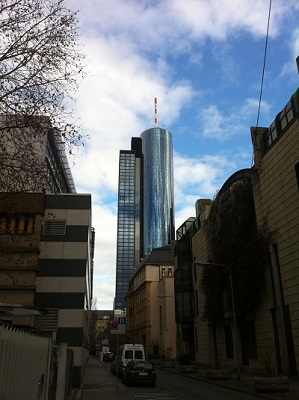 Michael McGuire ITA Alumni Germany  new architecture