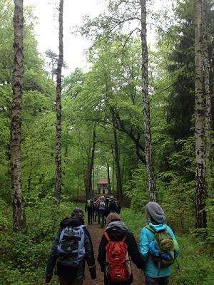 Megan Cape ITA ALUMNI Germany Berlin forest