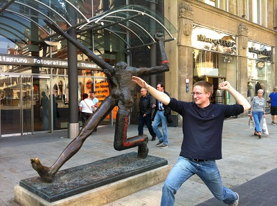 My Life In Frankfurt and How To Get a Job Teaching English in Germany