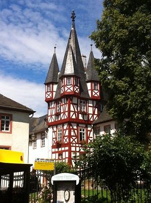 Michael McGuire ITA Alumni Germany houses