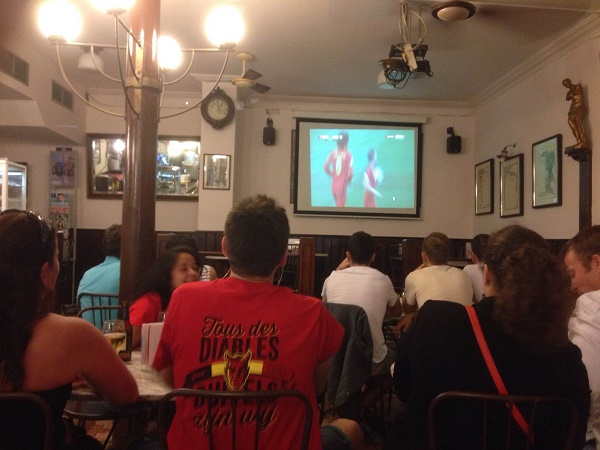 Teaching English Abroad - World Cup