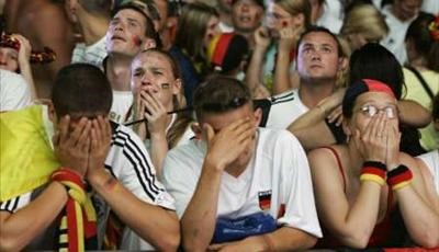 Teaching English Abroad - World Cup Germany