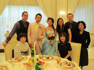 Rachel Beede ITA alumni Japan with friends