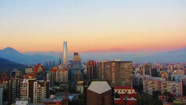 Teaching English in Santiago, Chile