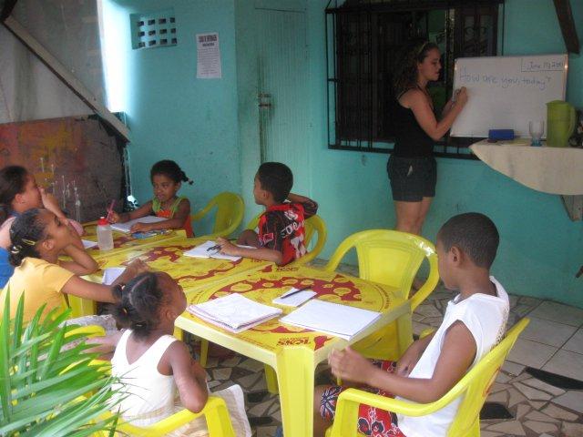 Teaching English Overseas