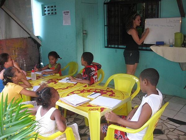 Teach English Latin America