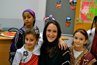 Teach English Abroad - Middle East