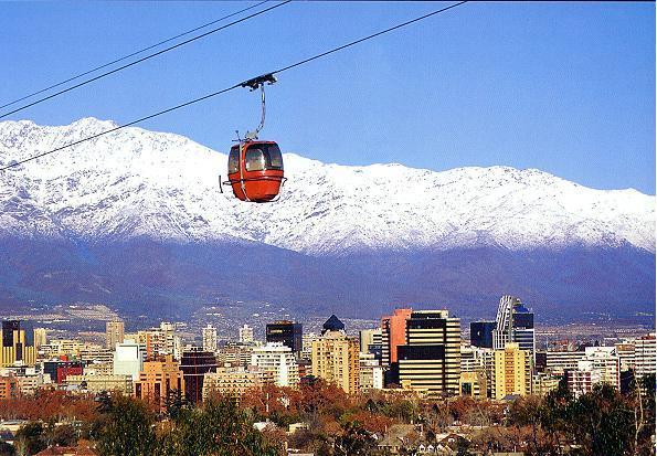 Santiago Chile English Teaching Jobs