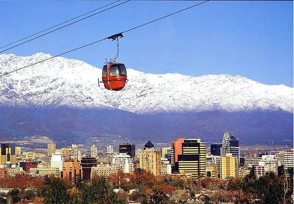 Santiago Chile English Teaching Jobs