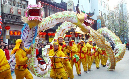 Happy Chinese New Year! Teaching English in Asia During Holidays