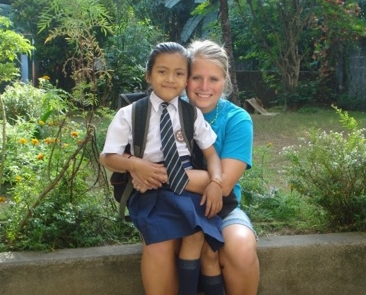 christie-teaching-english-nepal