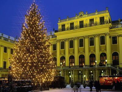 Christmas teaching English Europe