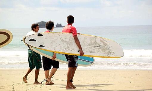Teach English Abroad & Surf Around the World!