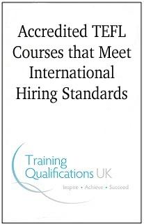 International TEFL Academy Accreditations