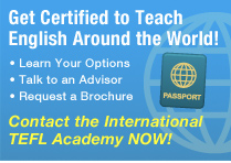 Get TEFL certified