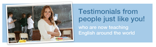 Testimonials from people like you
