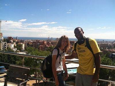 Barcelona, Spain Q and A with ITA Alumni Gabriele Dow