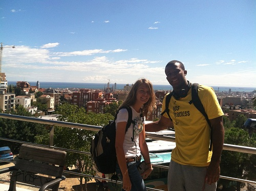 The Imagery of Change - An American's story of teaching English in Spain