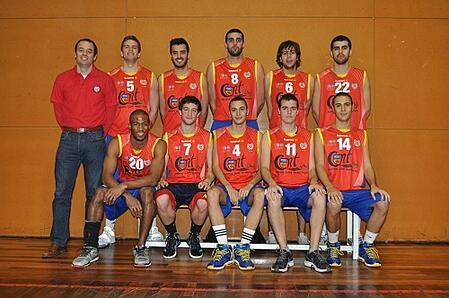 ITA Alumni Gabriele Curry basketball team med