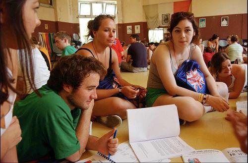 Italy summer language camp 1
