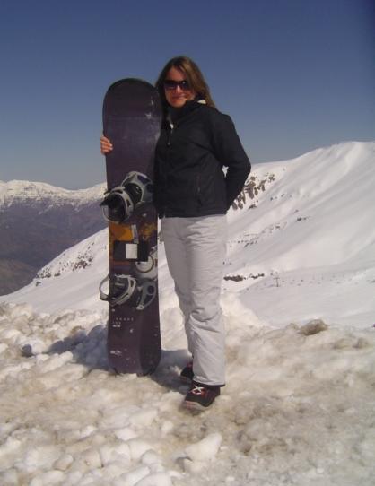 Karen Crone - Teaching English in Chile