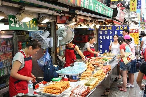 how to get korean visa in calgary