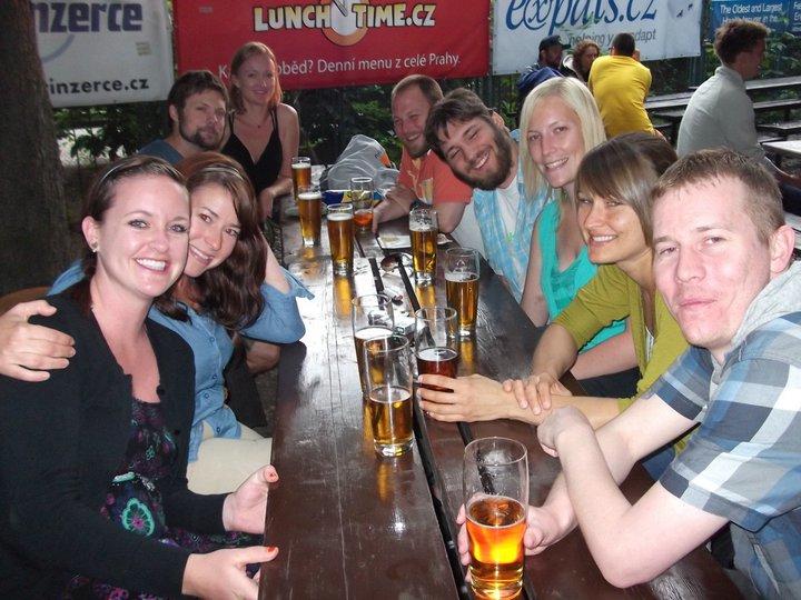 teach English in Eastern Europe