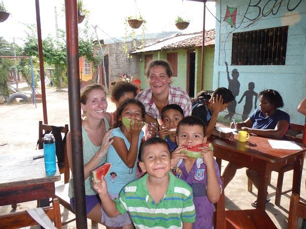 Teaching English in Nicaragua in 2015