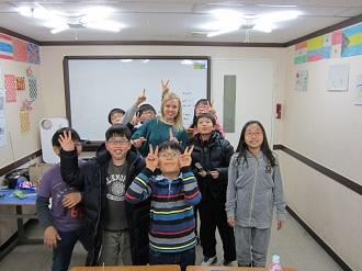 how to get english teaching job in korea
