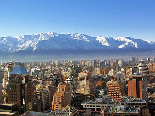 teaching English in Santiago Chile