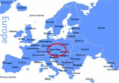 Czech Republic for teaching English in heart of Europe