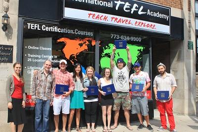 teaching English abroad in Georgia testimonial