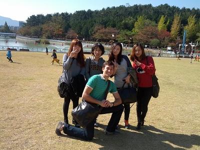 South Korea English Teaching