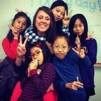 Jessie-Korea-Students