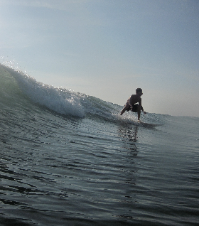 Jumping Off the Edge of the Earth - Surfing and Teaching English Abroad