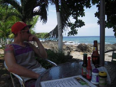 teaching English abroad beach