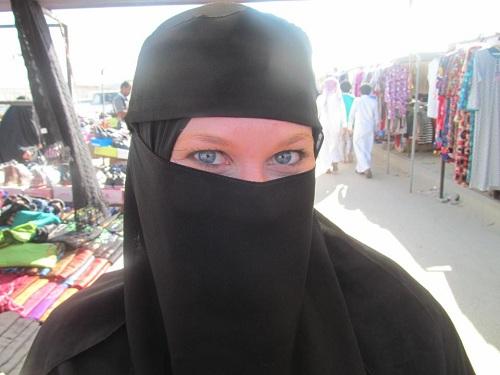 How a Kentucky Girl Found Herself Teaching English in Saudi