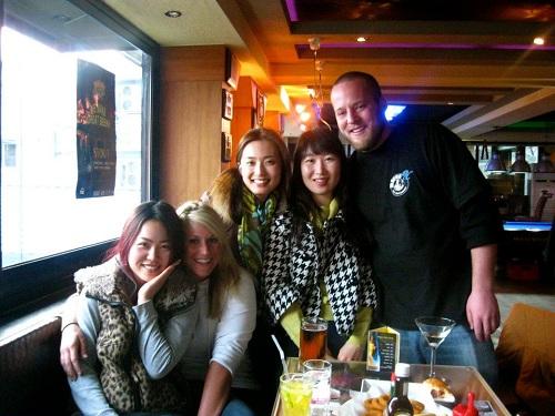 Teach English in Seoul friends