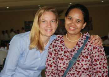 Teaching English in Jakarta