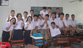 Thailand English Teaching