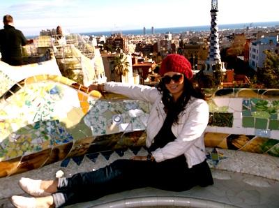 teaching English in Barcelona, Spain