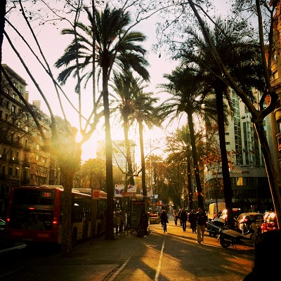 Barcelona Spain English teaching International TEFL Academy testimonial