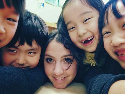 Laura Nalin - Teaching English in Seoul, Korea