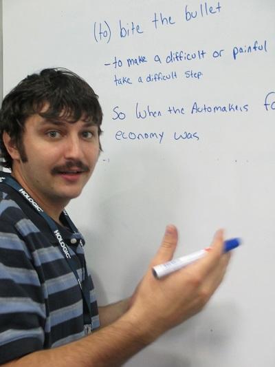 San Jose, Costa Rica English Teaching Q and A with Brad Scheel