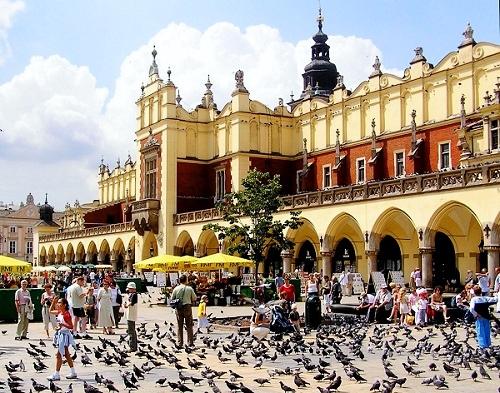 Teaching English in Poland