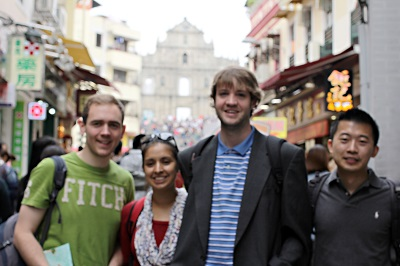 Learning a foreign language while teaching English abroad