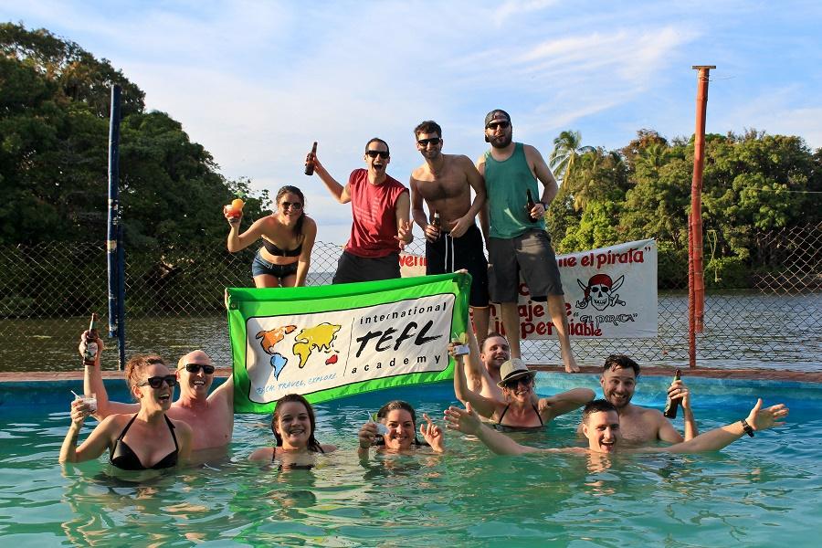 Thailand teach abroad