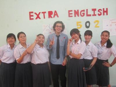 Bob Sohigian Teaching English Thailand