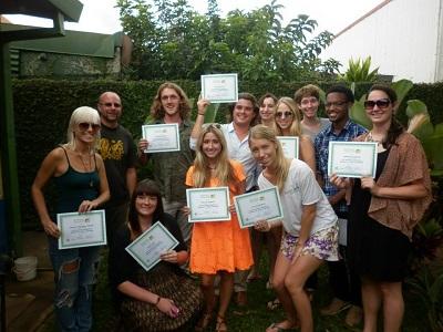 Teaching English in Costa Rica Deborah Carlisle